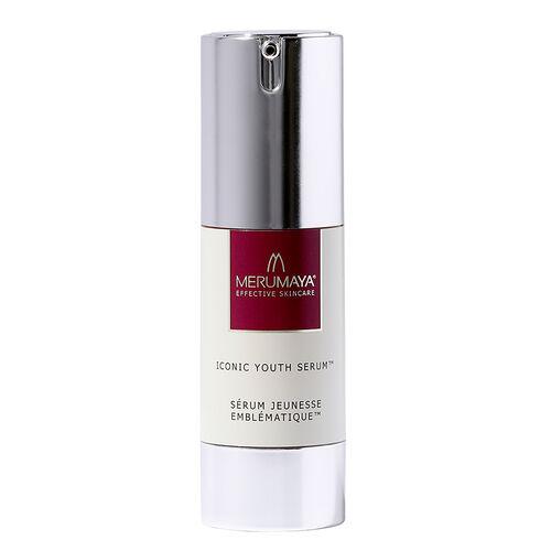 MeruMaya: Iconic Youth Serum - 30ml & Eye Cream - 15ml (With Free Exfoliating Toner & Cleansing Paste - 25ml)