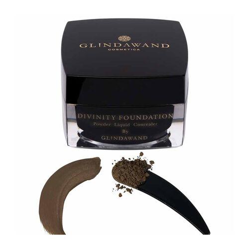 GlindaWand DIVINITY Foundation Ebony