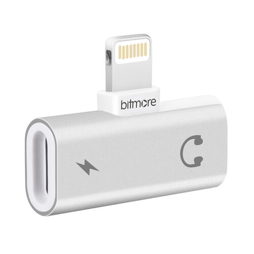 Bitmore 2-in-1 Charging Splitter