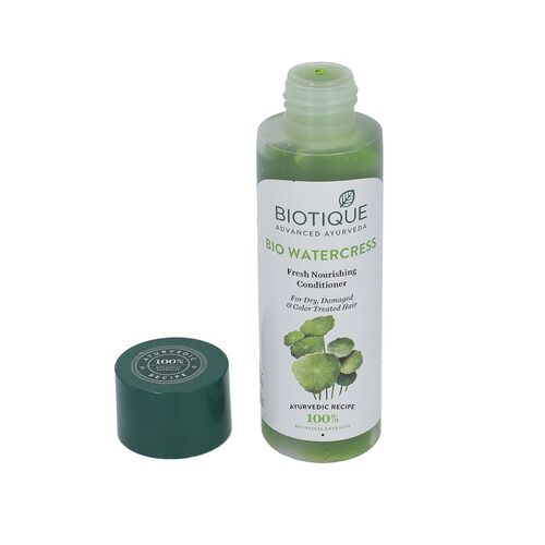 Biotique: Bio Watercress Conditioner (Dry & Damaged Hair) - 120ml