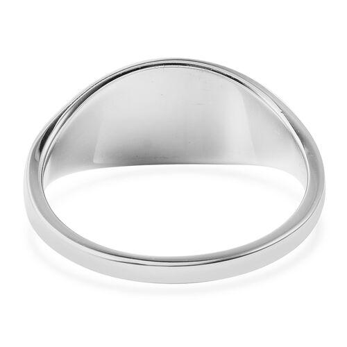 Sandblast Texture Collection - RACHEL GALLEY Rhodium Overlay Sterling Silver Ring
