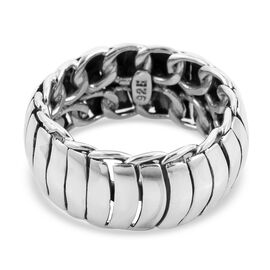 Royal Bali Collection - Sterling Silver Ring