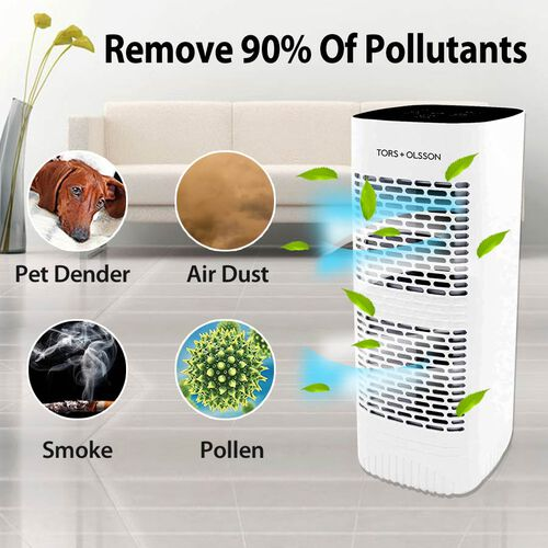 Tors+Olsson T31 Air Purifier With HEPA and Carbon Filter