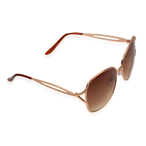 CloseOut Deal - Bellfield Pink and Rose Frame Sunglasses