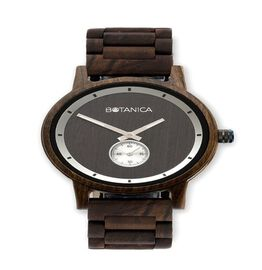 Value Buy - Botanica Olive Sandalwood and Woodlink Strap Watch