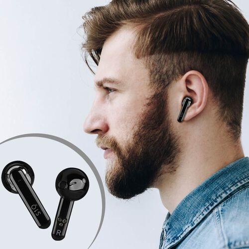 New Arrival- Studio 19 London TWS Earphones with Charging Case