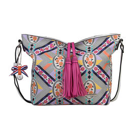 Bulaggi Collection - Annemarieke Hobo Bag (Size 26x25x12 Cm) - Multi