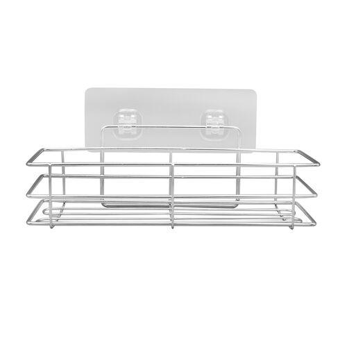 Bathroom Stainless Steel Rack (35x12.5x8cm)