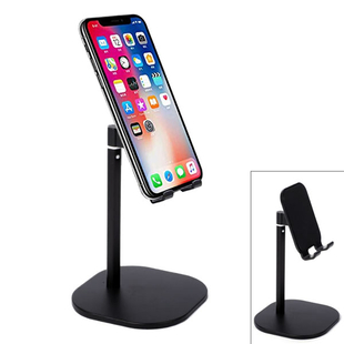 Mobile Phone Stand Holder - Black