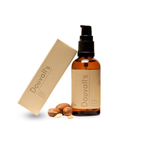 Douvalls: Argan Oil Moisturiser - 50ml