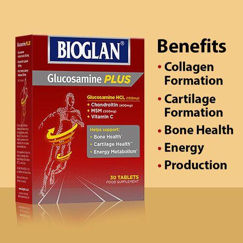 Bioglan: Glucosamine Plus Vit C 30s