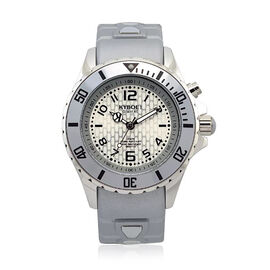 KYBOE Power Collection Summer Fling 48MM LED Watch - Rotating Bezel - 100M Water Resistance