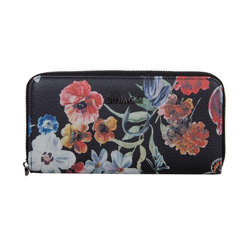 Bulaggi Collection - Tulip Zip Around Wallet (Size 20x10x3cm) - Multi