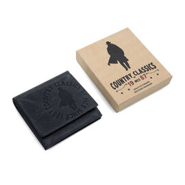 MCS Country Classics: 100% Genuine Leather wallet - Dark Green