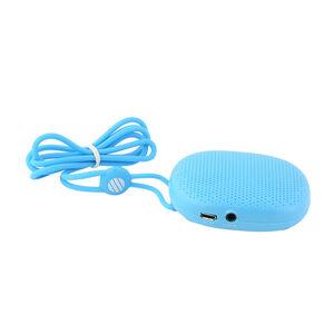 'Audiosonic Beat Portable Bluetooth Speaker - Blue