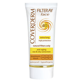 Coverderm Filteray Face Clear SPF40 50ml