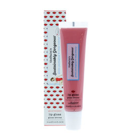 The Balm: Sustainably Gorgeous Lip Gloss Good Kisser - 15ml