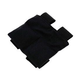 Shungite Knee Pad (Size 18x19 Cm) - Black Colour