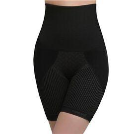 SANKOM SWITZERLAND Patent Aloe Vera fibers Posture Correction Shapers Shorts - Black (Size L/XL, 12-18)