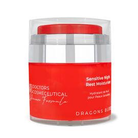Doctors Formula: Dragons Blood Sensitive Night Rest Moisturiser - 50ml