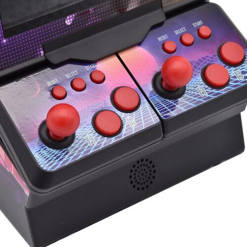 AQUARIUS 2 Player Arcade Game - 300 Games