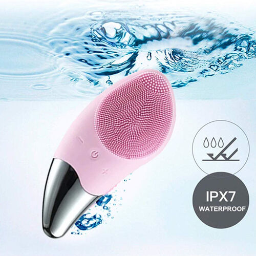 Glossed Sonic Facial Brush Pro Light Pink