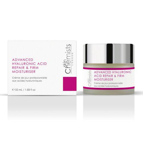 skinChemists: Advanced Hyaluronic Acid Repair & Firm Day Cream - 50ml