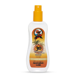 AUSTRALIAN GOLD- SPF 30 Spray Gel 237ml