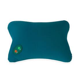 Travel Massager Tube Shape Pillow (Size 27x18 Cm) Colour Green