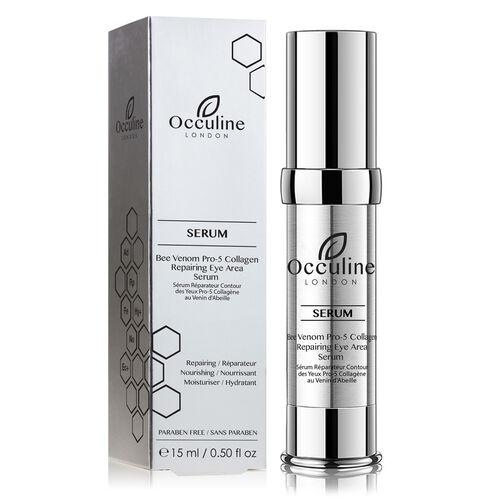 Occuline: Bee Venom & Pro-5 Collagen Repairing Eye Serum - 15ml