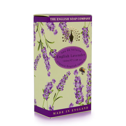 The English Soap Company: Eau De Toilette Spray (English Lavender) - 100ml