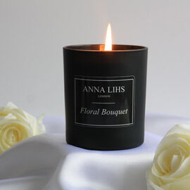 Anna Lihs London - Floral Bouquet Scented Candle 300ml