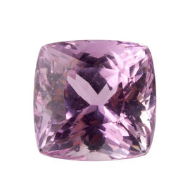 Kunzite (Cushion 14x14 Faceted 3A) 16.300 Cts