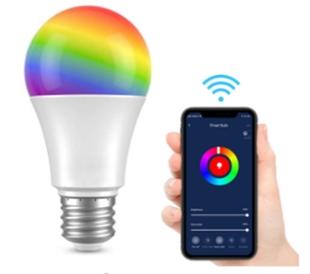 Smart Bluetooth LED Light Multi Colour Bulb