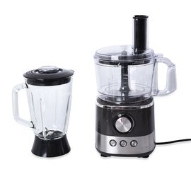 10 in 1 - Multifunctional Food Processor with Intelligent Mode, (Blender, Grinder, Juicer, Chopper,