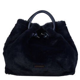 Bulaggi Collection- Viola Handbag (Size 28x27x14 Cm) - Dark Blue