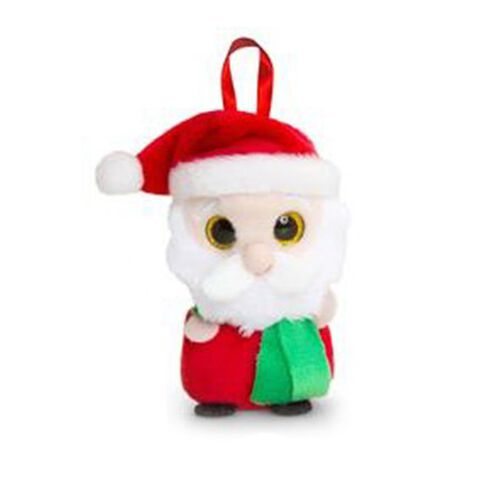 Red and White Colour Santa by Keel Toy (Size 10 Cm)