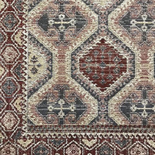95% Cotton Chenille Jaquard Carpet (Size 240x80 Cm)