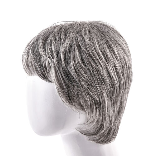 Grey Colour Hair Wig