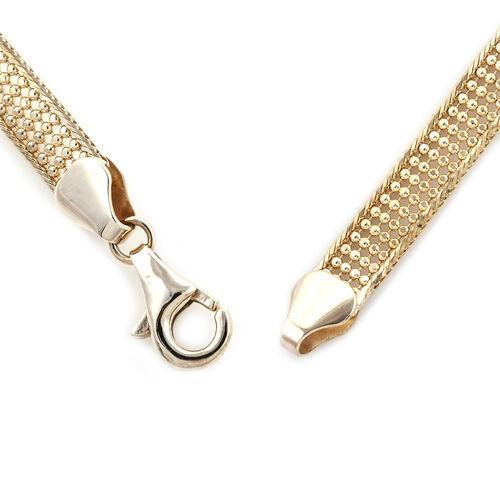 Royal Bali Collection 9K Yellow Gold Bracelet (Size 7.5), Gold wt 6.32 Gms.