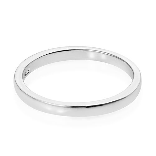 RHAPSODY 950 Platinum Band Ring (Shank width1.85mm Thicknes1.40mm), Platinum wt 3.00 Gms.