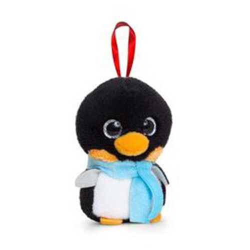 Black, White and Orange Colour Penguin by Keel Toy (Size 10 Cm)