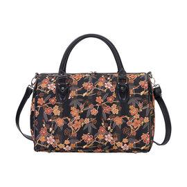 Signare Tapestry -  Ume Sakura Travel Bag (Size 38x27x20 Cm)