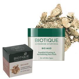 Biotique: Bio Mud Firming Face Mask - 75g