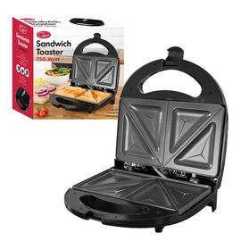 Sandwich Maker in Black
