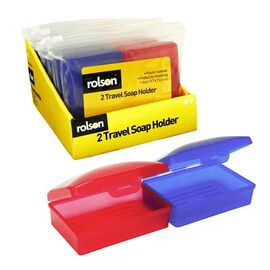 ROLSON - Set of 2 - Soap Case