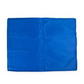 Pet Cooling Mat (Size 50x65 Cm) - Blue