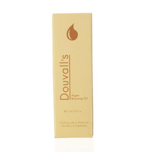 Douvalls: Argan Oil Bronzing - 15ml