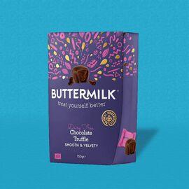 Buttermilk 1 x 150g Dairy Free Chocolatey Truffles