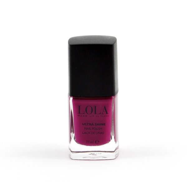 Lola: Soft Pink Look (Incl. Eyeshadow Quad, Blusher, Nail Varnish & Ultra Shine Lipstick)